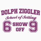 dolph ziggler school of selling by rafzombie