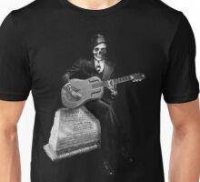 Blues Ghost Unisex T-Shirt