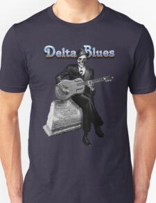 Delta Blues Ghost T-Shirt
