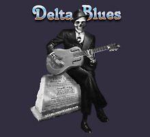 Delta Blues Ghost Long Sleeve T-Shirt