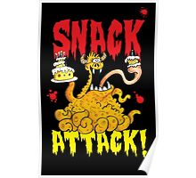 Snack  Attack! Poster