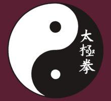 Tai-Chi Yin and Yang T-Shirt