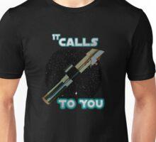 Star Wars VII The Force Lightsaber Unisex T-Shirt