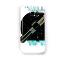 Star Wars VII The Force Lightsaber Samsung Galaxy Case/Skin