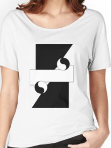 Aikido Yin and Yang Women's Relaxed Fit T-Shirt