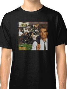 """Huey Lewis - Sports (the perfect thing for the next """"Sports"""" day at work/school) Classic T-Shirt"""