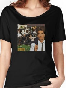 """Huey Lewis - Sports (the perfect thing for the next """"Sports"""" day at work/school) Women's Relaxed Fit T-Shirt"""
