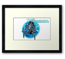 Star Wars Episode I Droideka Framed Print