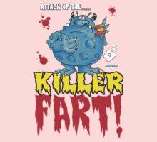 Killer Fart! One Piece - Short Sleeve