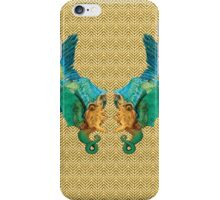 Chimaeras and dragon scales iPhone Case/Skin