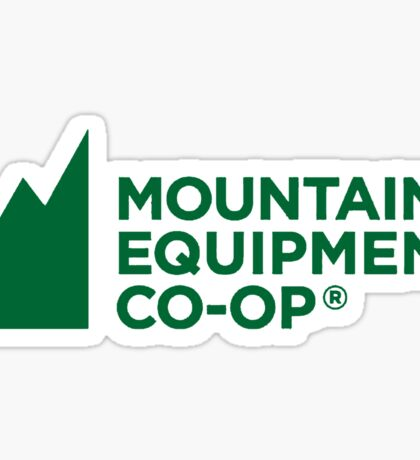 Mountain Equipment MEC Outdoor gear adventure Sticker
