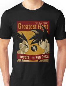 OVER 9000, CLASH VINTAGE 4 T-Shirt