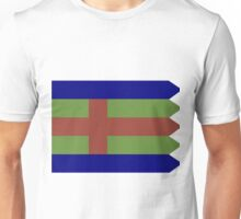 Jutland Flag Unisex T-Shirt