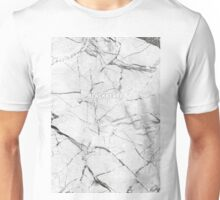 White Granite Unisex T-Shirt