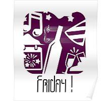 PictoYou TGIF Poster