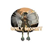 Jedi Only Money Tatooine Photographic Print