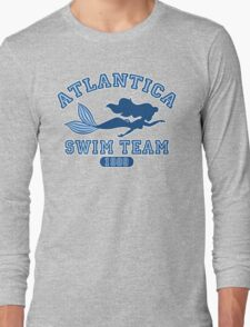 Atlantica Swim Team Long Sleeve T-Shirt