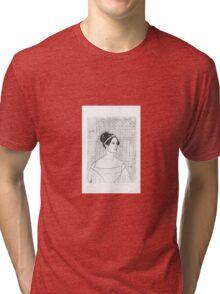 Ada Lovelace Tri-blend T-Shirt
