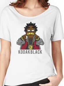 KODAK BLACK Women's Relaxed Fit T-Shirt