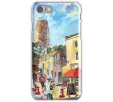 Barberousse Tower In Gruissan iPhone Case/Skin