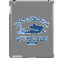 Atlantica Swim Team iPad Case/Skin