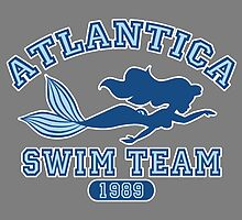 Atlantica Swim Team by Ellador