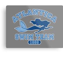 Atlantica Swim Team Metal Print