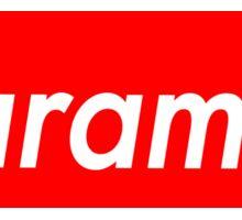HARAMBE STICKER Sticker
