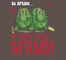 Be Afraid! One Piece - Short Sleeve