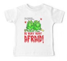 Be Afraid! Baby Tee