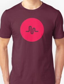 musical ly Unisex T-Shirt