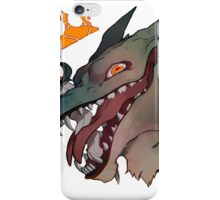 The Mad King iPhone Case/Skin