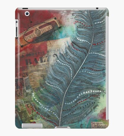 Affirmations of a Beautiful Life iPad Case/Skin