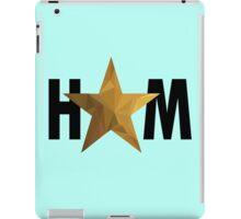 Hamilton - HAM STAR iPad Case/Skin