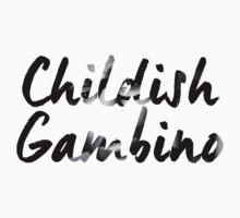 Childish Gambino by Theblackmamba