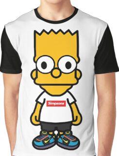 Bart Supreme Graphic T-Shirt