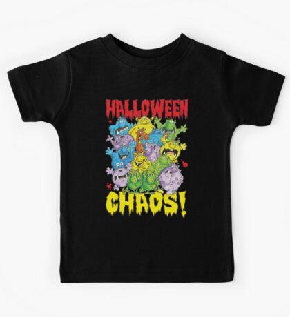Halloween Chaos! Kids Tee