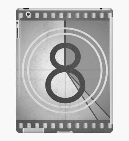 Vintage Countdown Film iPad Case/Skin