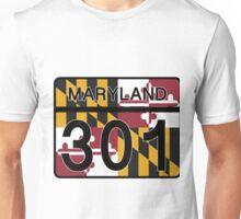Maryland Route 301 Unisex T-Shirt