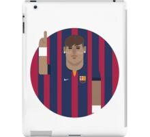 Neymar Jr - Barcelona iPad Case/Skin