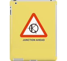 Up the Junction - Graphic Tee iPad Case/Skin
