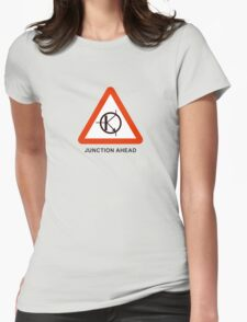 Up the Junction - Graphic Tee Womens Fitted T-Shirt