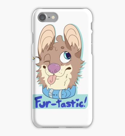 Fur-Tastic! iPhone Case/Skin