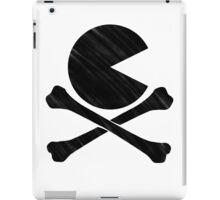 Pac Ahoy! (Black Ink Edition)  iPad Case/Skin