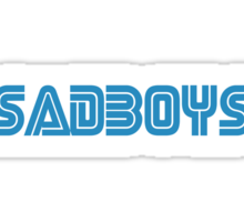 SEGA SADBOYS Sticker