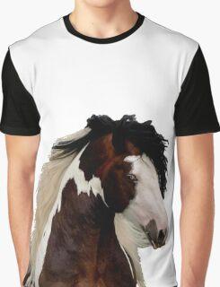 Gypsy Vanner Graphic T-Shirt