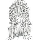 Baby of Thrones by RobStears