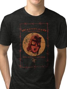 WAS - The Gyro Captain Tri-blend T-Shirt