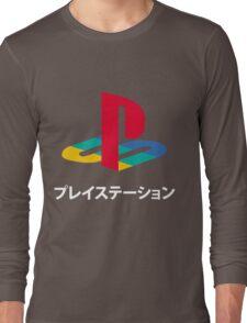 Playstation Long Sleeve T-Shirt