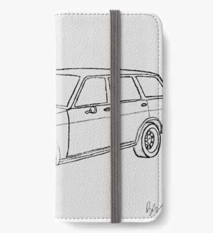 Datsun 510 Wagon iPhone Wallet/Case/Skin